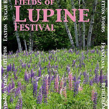 Fields of Lupine Festival by waynedking