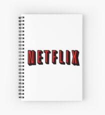 Netflix RED Spiralblock