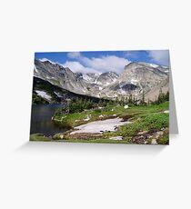 Lake Isabelle Greeting Card
