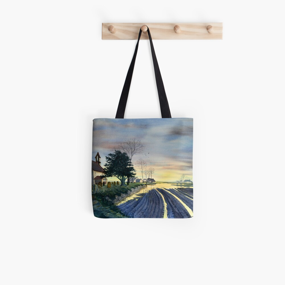 """At Eventide"" Tote Bag"
