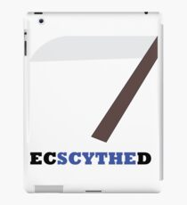Ecschyted iPad Case/Skin