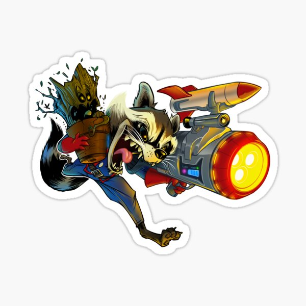 BOOM! Headshot! Sticker