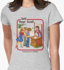 Verkaufe deine Seele Tailliertes T-Shirt für Frauen