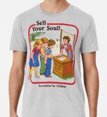 Verkaufe deine Seele Männer Premium T-Shirts