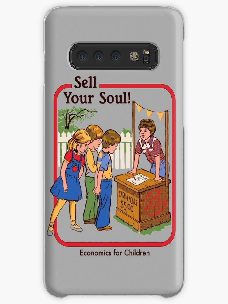 Verkaufe deine Seele von Steven Rhodes