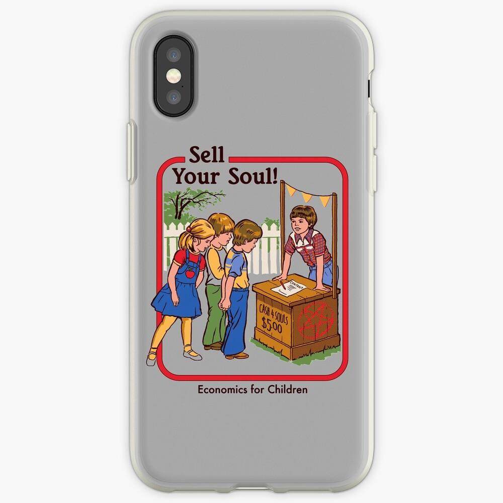 Vende tu alma Vinilos y fundas para iPhone