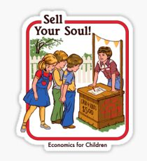 Sell your Soul Sticker