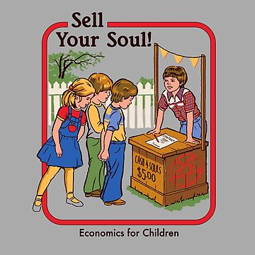 Sell your Soul by stevenrhodes