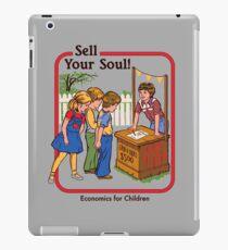 Vinilo o funda para iPad Vende tu alma