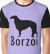 BORZOI Graphic T-Shirt