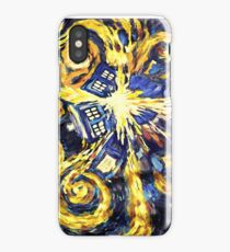 Van Gogh Prophecy iPhone Case
