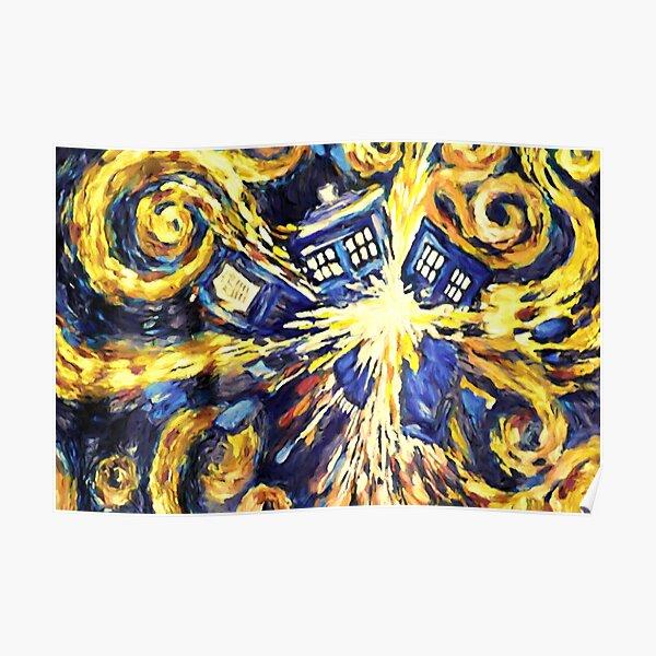 Van Gogh Prophecy Poster