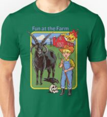 Fun at the Farm Unisex T-Shirt