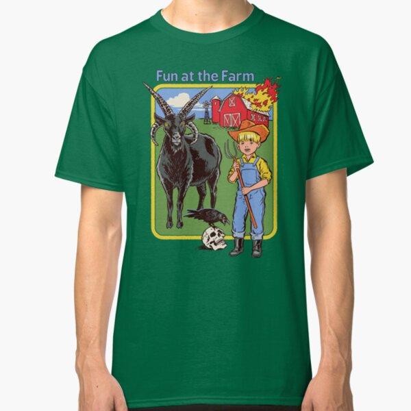 Fun at the Farm Classic T-Shirt
