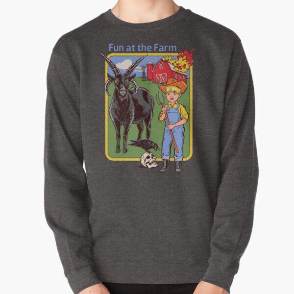 Fun at the Farm Pullover Sweatshirt
