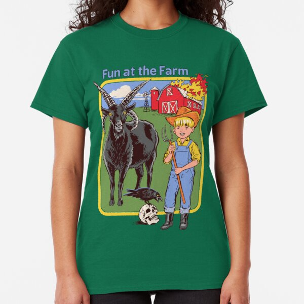 Fun at the Farm Classic T-Shirt