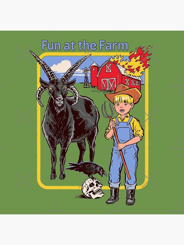 Fun at the Farm by stevenrhodes