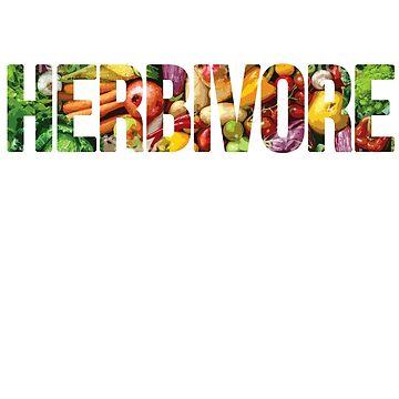 Herbivore - Vegetables | Vegan Activist Shirts, Mugs, Etc. by MichesMerch