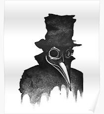 Plague Doctor Poster