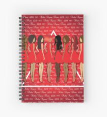 Sorors Spiral Notebook