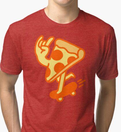 Rad Pizza Tri-blend T-Shirt