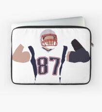 Gronkowski Superbowl Patriots Laptop Sleeve