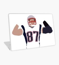 Gronkowski Superbowl Patriots Laptop Skin