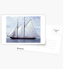 Bluenose 2 Postcards
