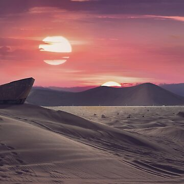 Desert Planet by andywynn