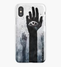 Stand Up & Rise iPhone Case
