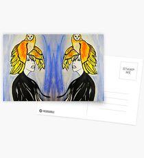 Soulmates Postcards