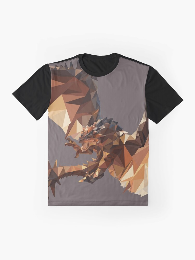 Alternate view of King of the Skies Graphic T-Shirt