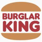 Burglar King... by buyart