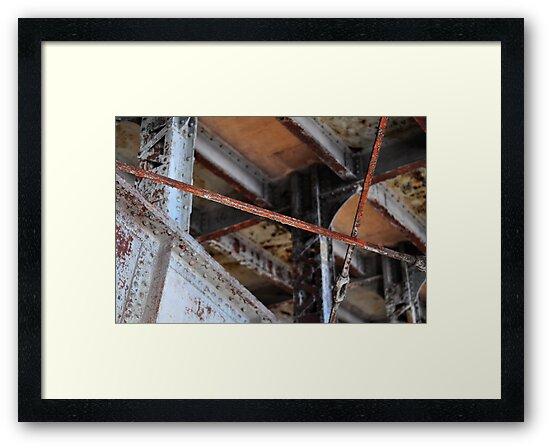 Longfellow Bridge by Jonathan Eggers
