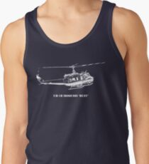 UH-1H Huey Helicopter Tank Top