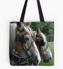 """""""LOOKING AHEAD TO THE DAY'S WORK"""" Tote Bag"""