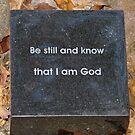 ......I am God by Gordon Taylor