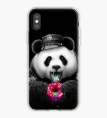 DONUT COP iPhone Case