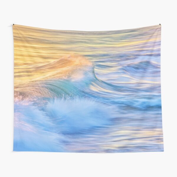 Waves In Motion, Quinns Rocks, Perth Tapestry