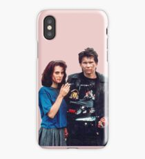 jd and veronica - heathers iPhone Case/Skin