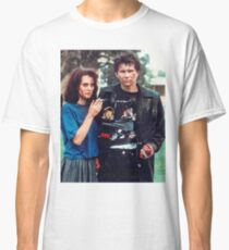 jd and veronica - heathers Classic T-Shirt