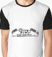Lyons Drug Store Graphic T-Shirt