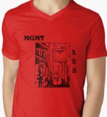 MGMT Little Dark Age Men's V-Neck T-Shirt