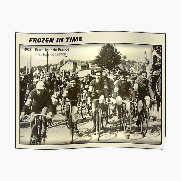 Bicycle Bike Cycle Riding Nevada Road Tavel Tourism Vintagem Poster Repo FREE SH
