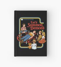 Let's Summon Demons Hardcover Journal