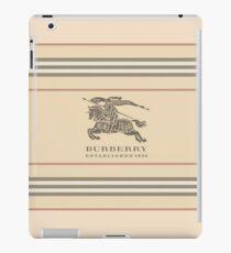 Burberry iPad Case/Skin