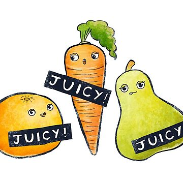 Juicy Friends by Theysaurus