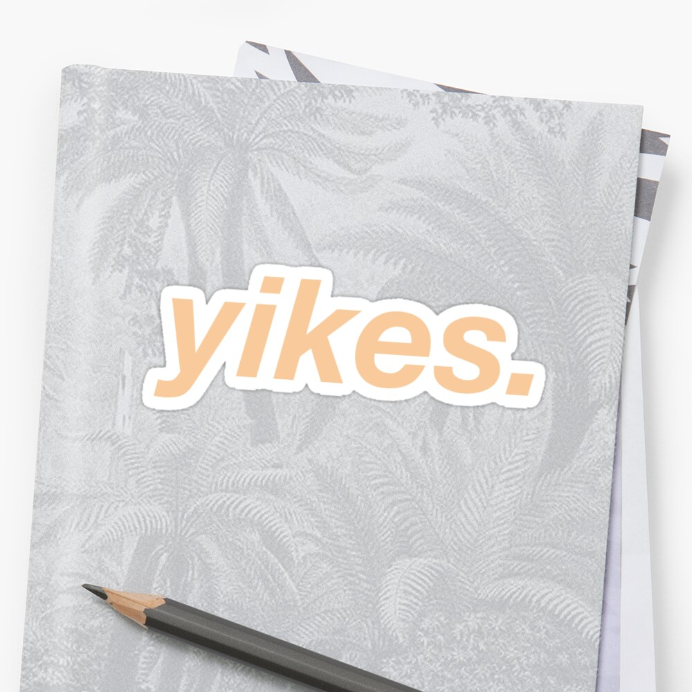 yikes by alicerapo
