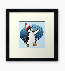 Penguin Framed Print