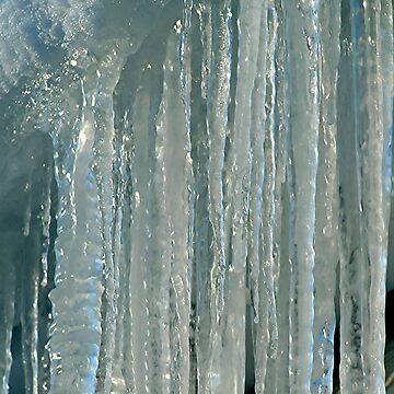 Blue Icicles by stephenralph